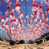 金魚ねぶたが踊る柳井金魚ちょうちん祭り2017 日程と見どころ。らっせーら!