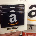 金額指定が出来るamazonバリアブルカード ファミマでの購入方法や使い方